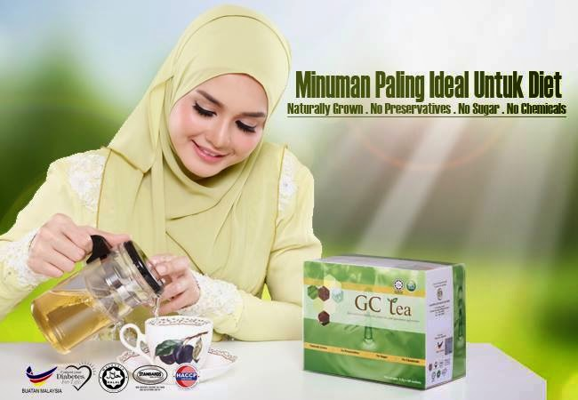 Dimana nak beli GC TEA di Kuala Lumpur