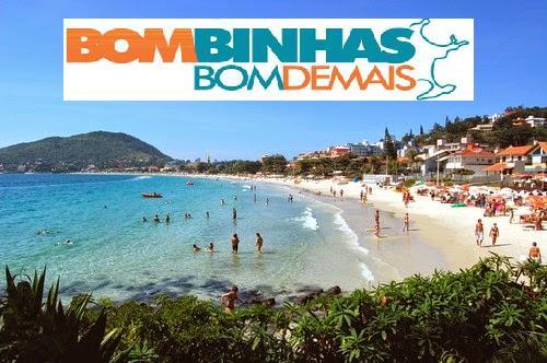 Praia Bombinhas Centro