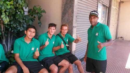 Jugadores de Atlético Bermejo no entrenaron ayer por incumplimiento económico