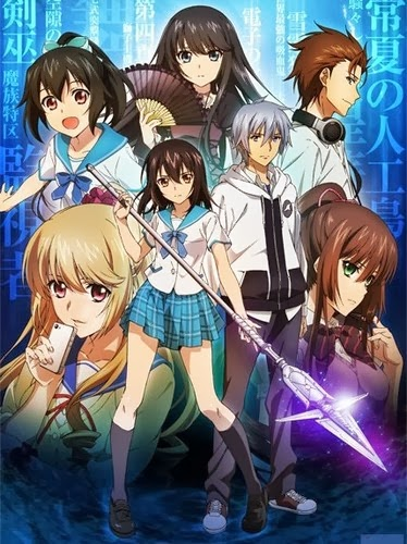 Strike The Blood ...