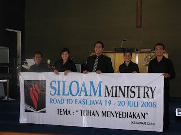 Road to Jawa Timur 2008