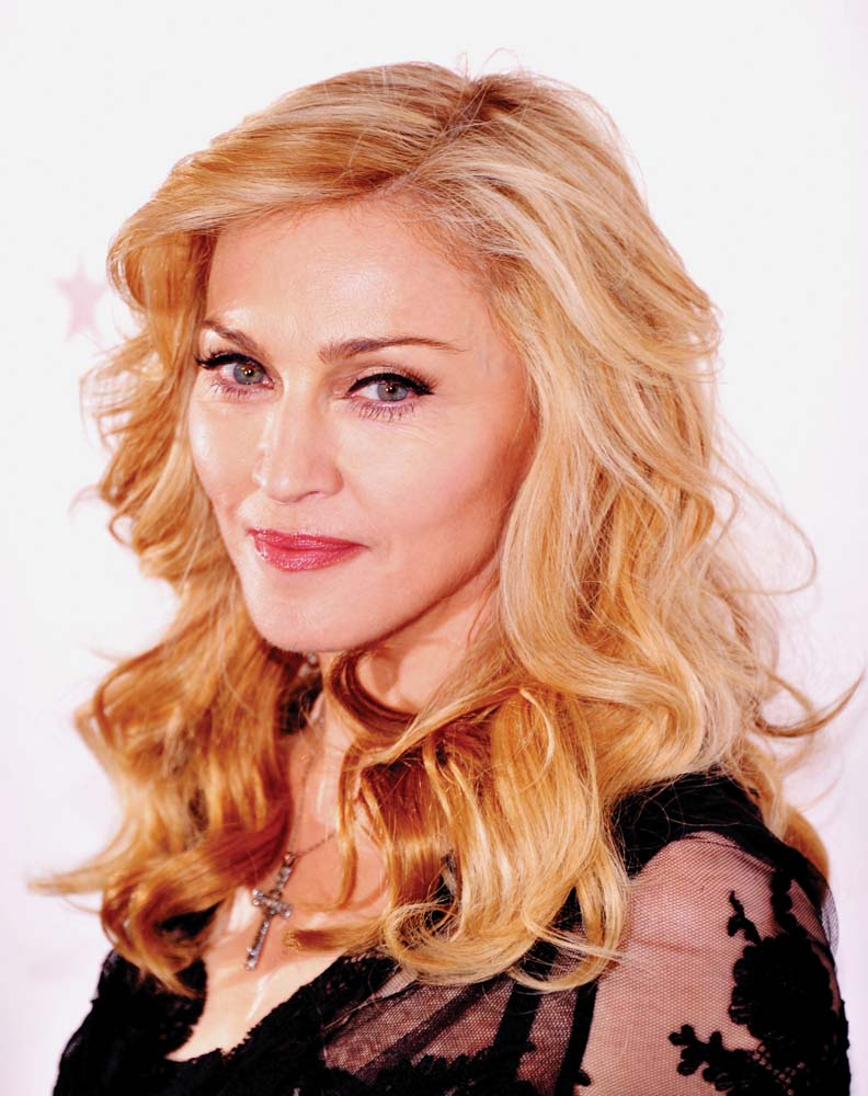 Forbes list Madonna as highest-paid celebrity