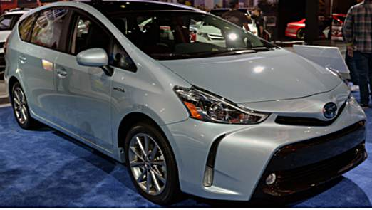 2016 toyota prius v redesign auto toyota review. Black Bedroom Furniture Sets. Home Design Ideas