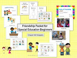 Friendship Packet for Special Education Beginners