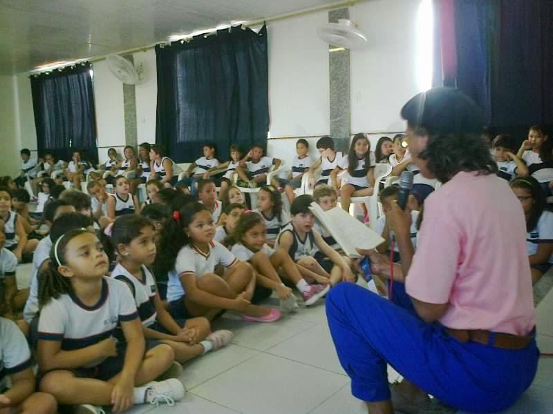 Alacazum conta histórias  31 de março de 2014