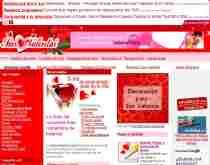 Día de San Valentín 2011: regalos, frases, y tarjetas en SanValentin.org