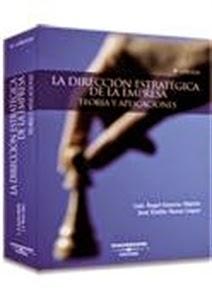 Librería Cilsa: Dirección estratégica de la empresa. Manuales Económicas y Empresariales.