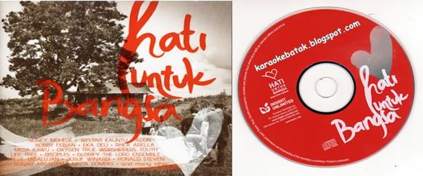 """VA """"Hati Untuk Bangsa"""" Album Rohani 2012"""