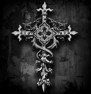 cruz gotica