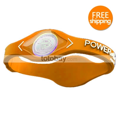 Power Balance Bracelet Orange1