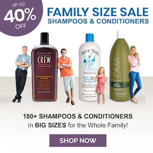 Up to 40% Off | Family Size Sale