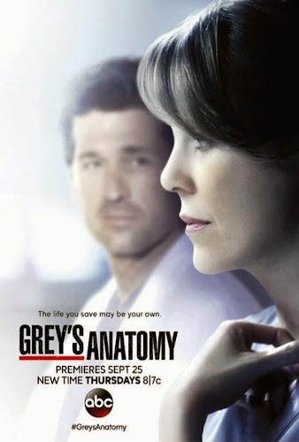 Grey's Anatomy Temporada 11 (HDTV 720p Ingles Subtitulada) (2014)