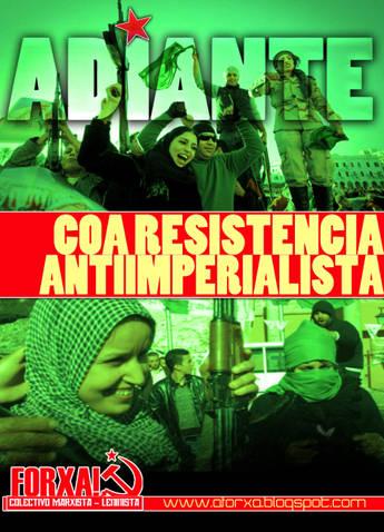 FUERA DE LIBIA LAS SUCIAS MANOS IMPERIALISTAS [Forxa!] Tn