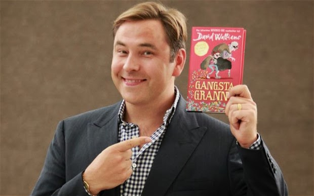 Amazing Author   David Walliams   Includes New Library Books And