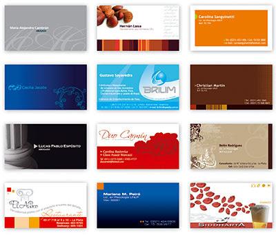 programa imprimir tarjeta: