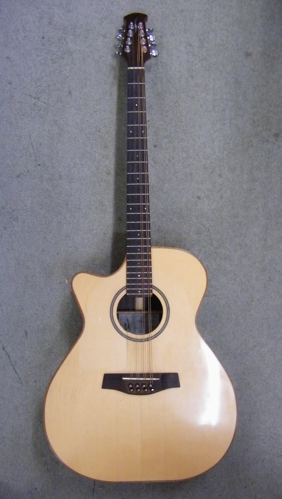 Mr Glyn\'s guitar repair: Bouzouki/Gouzouki – an unusual modification
