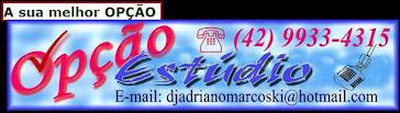 Blog Parceiro - Opção Festas (Dj Adriano)