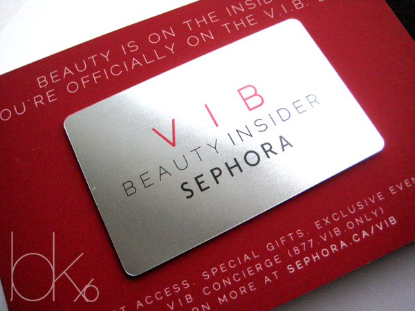 Only purchases made with your Beauty Insider Card or orders placed at Sephora since becoming a Beauty Insider will be shown in your purchase history. Purchases made at a Sephora store without a Beauty Insider Card will not be shown in your purchase history.