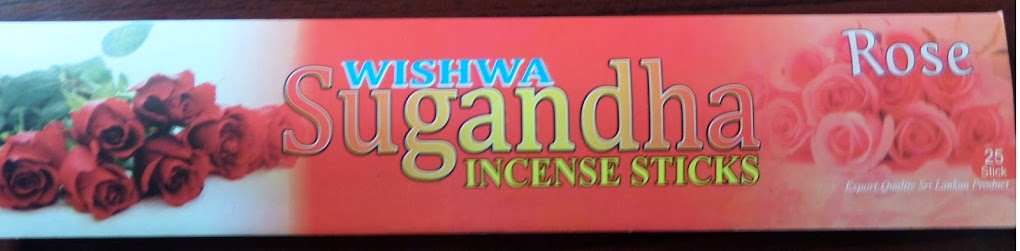 Wishwa Sugandha Incense Sticks