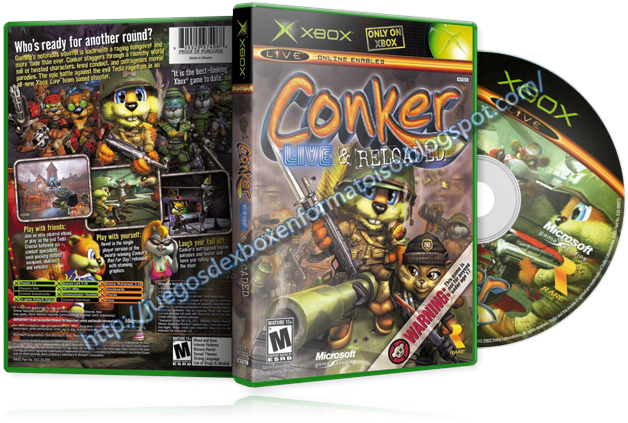 Conker live and reloaded iso download