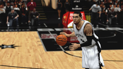 NBA 2K13 Danny Green Spurs Playoffs Update