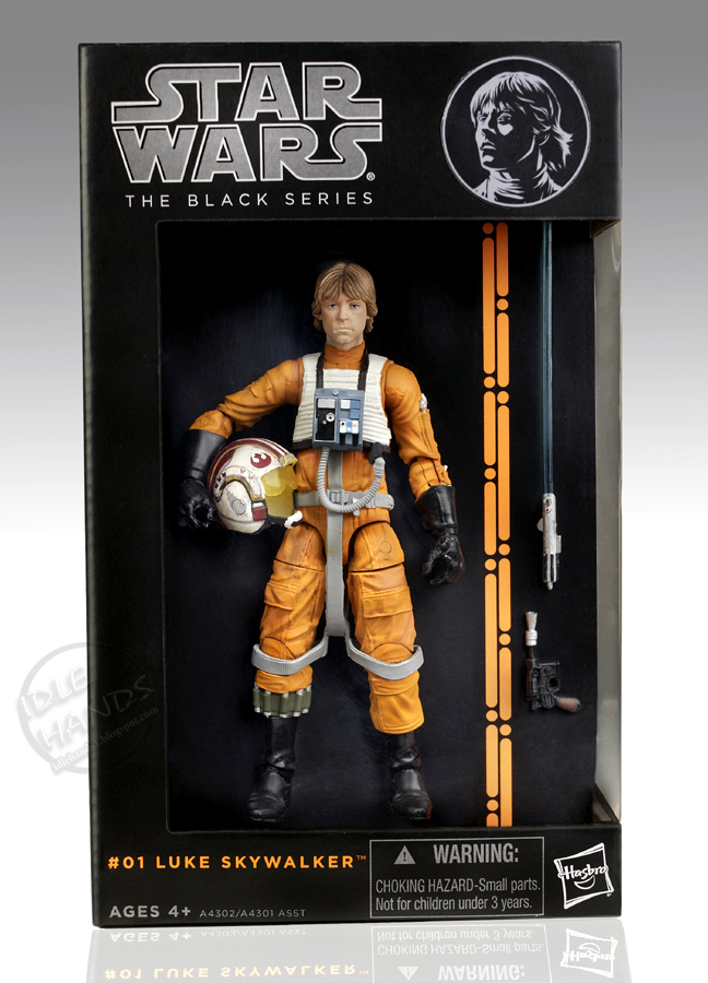 Star Wars Toys 2013 : Idle hands toy fair star wars black series