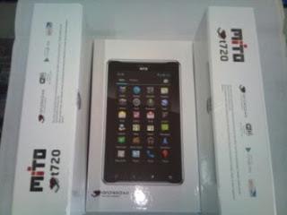 ke topik dan dibawah ini adalah Harga Tablet Mito T720 Agustus 2013