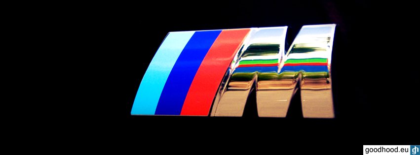 Bmw M Power Logo Cars Facebook Covers Goodhood Eu