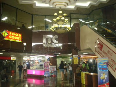 itc mangga dua shopping center