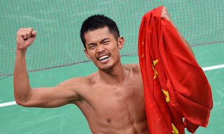 Lin Dan 2012 London Olympics