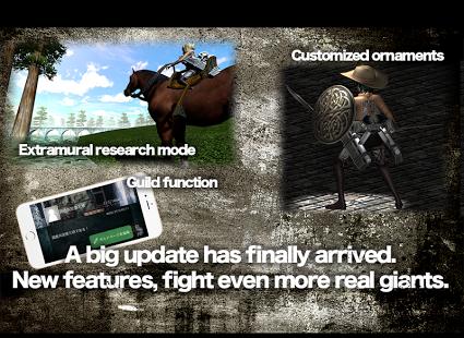 Game BattleField (Attack On Titan) 2.1.3 apk screenshot