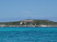 Club Thunderball, Staniel Cay