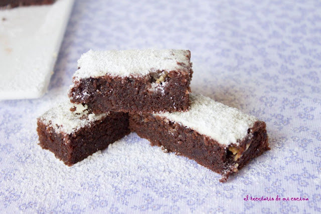 brownie de sobre
