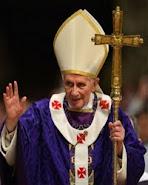 Oremos por nosso Pontífice Emérito, Bento XVI
