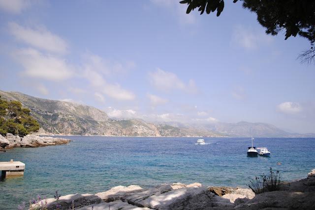 Lockrum Island, Croatia