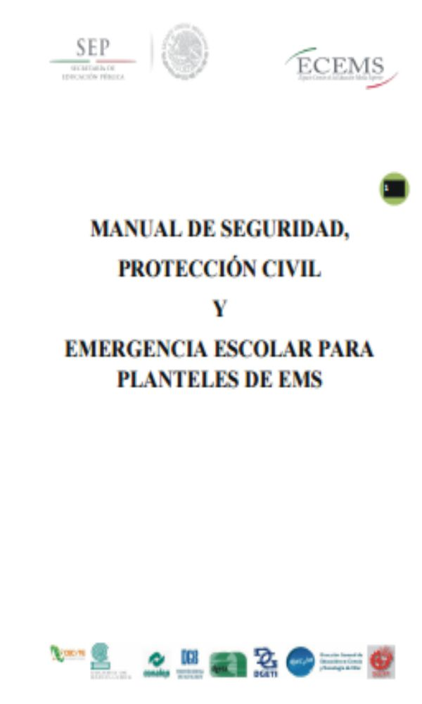 Manual de Seguridad y Protección Civil Escolar