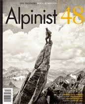 My newest article in Alpinist Magazine