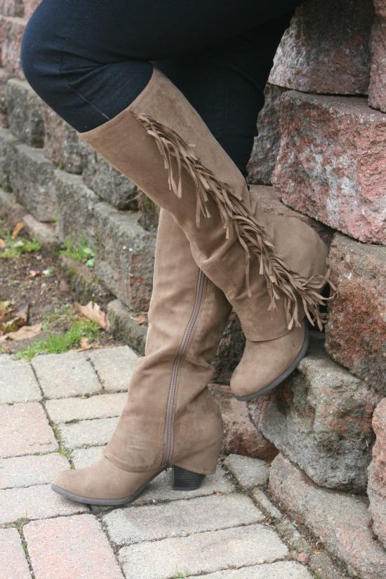 Fergalicious Lucy Boot