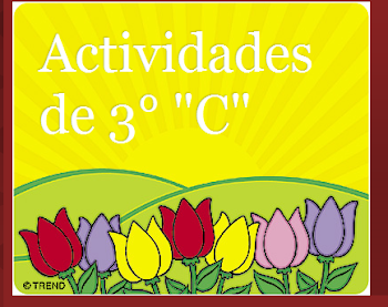 Ciclo escolar 2011-2012 3°C y 2° C