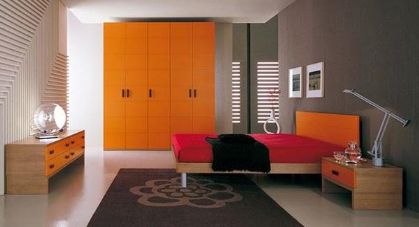 24 ideas to Italian style in bedroom