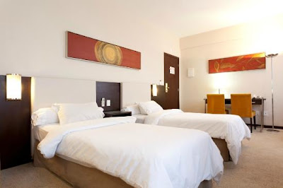 se o seu quarto tem duas camas confira algumas fotos para decorlo