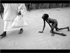 Fome e Miséria na África e no Mundo