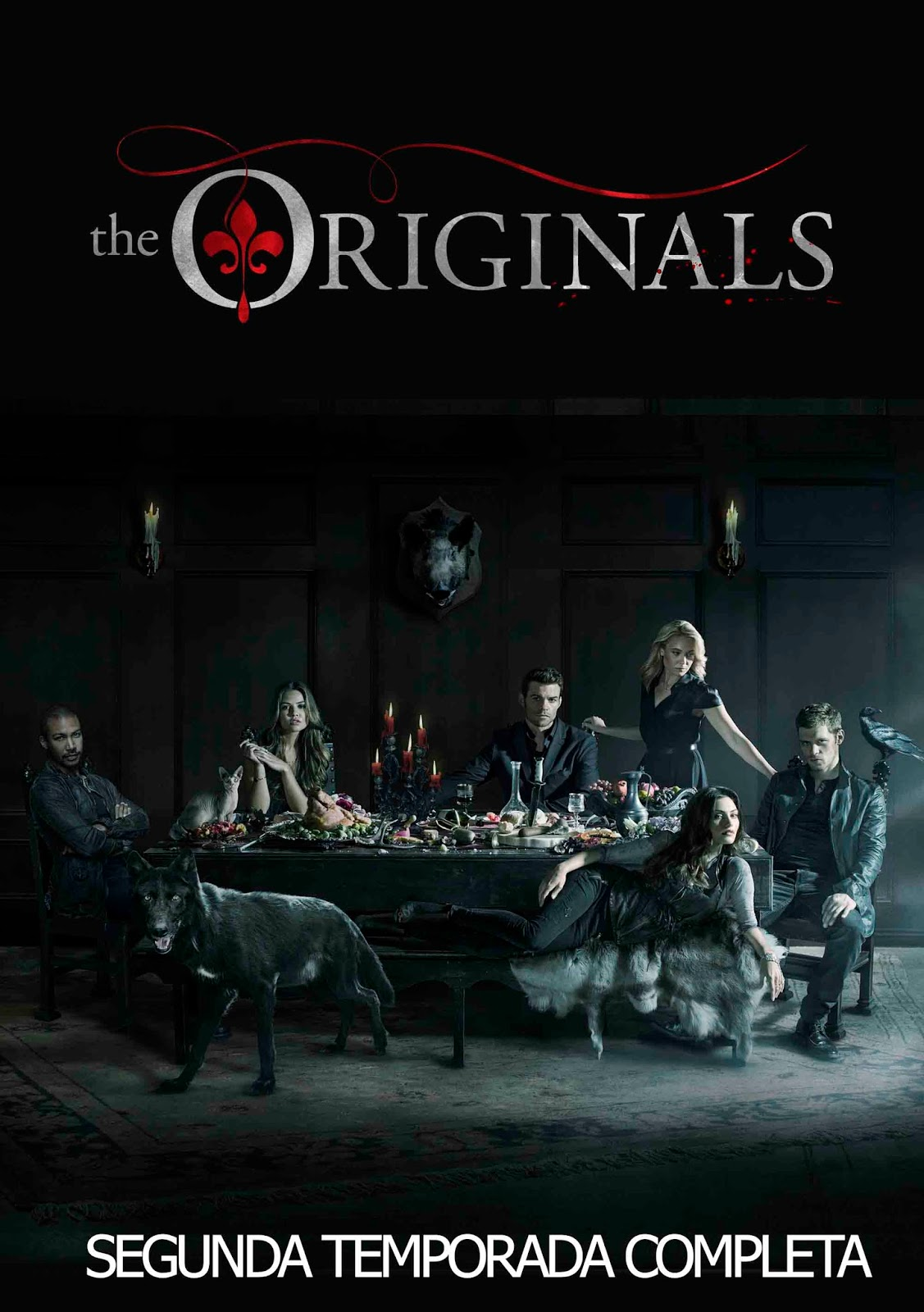 The Originals 2ª Temporada Torrent - Blu-ray Rip 720p Dual Áudio (2015)