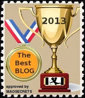 SELO 'THE BEST BLOG '/2013