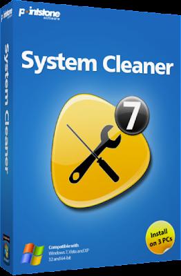 تحميل برنامج صيانة وتسريع الويندوز System Cleaner 7 مجانا