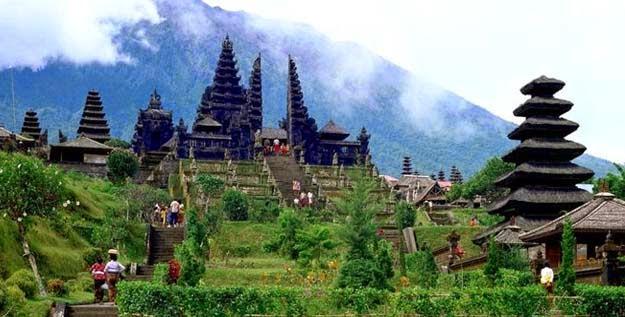 Pura Besakih Bali