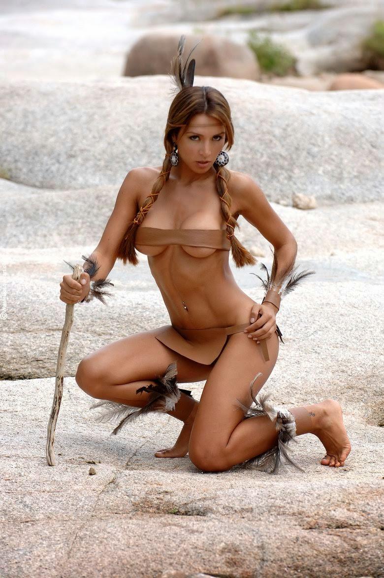 предложил женщины индейцы голые ведут себя