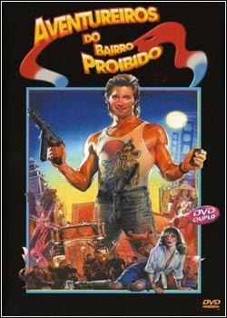 Os Aventureiros do Bairro Proibido  DVDRip Dublado