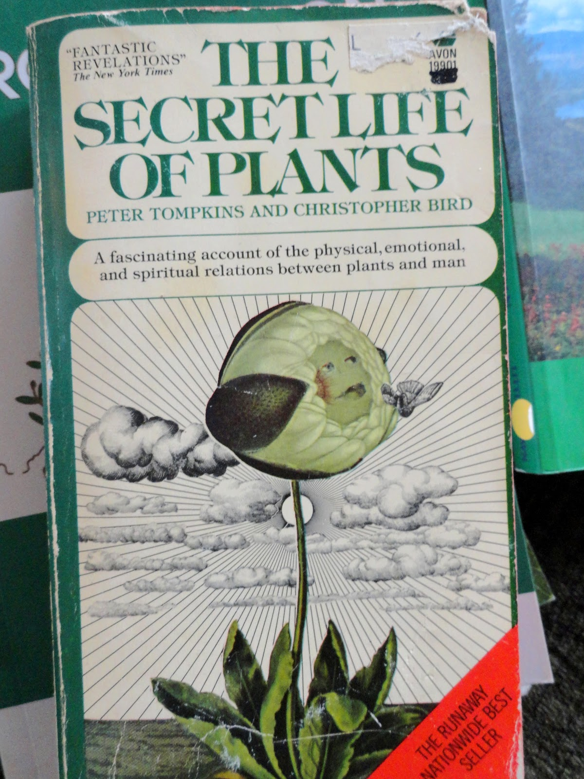 Secret Life of Plants, Tompkins, Peter; Bird, Christopher