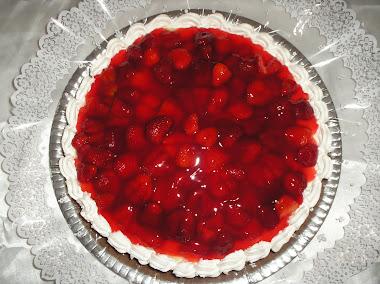 Big torta de morango